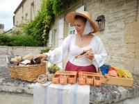 Evenement Basse Normandie Balade de Colombiers- Amblie : le XVIIIème dans nos villages.