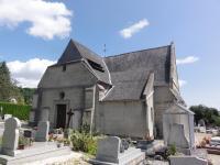 Idée de Sortie Villequier Aumont Eglise Notre-Dame de Commenchon