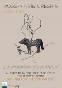 Evenement Lorraine EXPOSITION LA CHAMBRE PERMEABLE