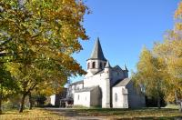 Idée de Sortie Manhac Eglise Saint Sauveur de Grandfuel