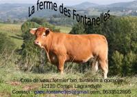 Idée de Sortie Salmiech Gaec des Fontanelles- Colis de viande