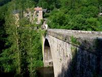 Idée de Sortie Manhac Pont du Diable