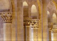 Idée de Sortie Vieillevie Conques - Visite guidée   Les tribunes et ses chapiteaux romans