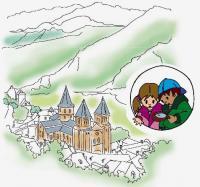 Evenement Aveyron Livret-jeu Les petits curieux à la découverte de Conques
