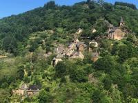 Idée de Sortie Fournoulès Parcours Trail Grand-Vabre n 10