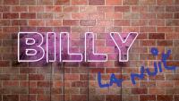 Evenement Mazerny Conte/Théâtre : Billy la nuit