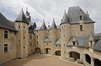 Chateau de Fougères-sur-Bièvre Loir et Cher