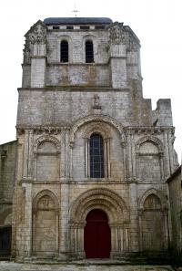 Idée de Sortie Saint Romain de Benet Eglise Saint-Nazaire