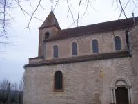 Idée de Sortie Salornay sur Guye Eglise Saint-Jean-Baptiste