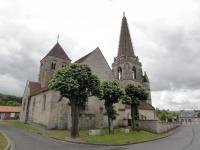 Idée de Sortie Pierremande Eglise Saint-Rémi de Coucy-la-Ville