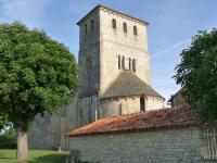 Idée de Sortie Saint Angeau EGLISE SAINT-JEAN-BAPTISTE DE COULGENS