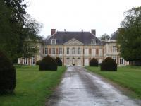 Chateau de Courcelles-sous-Moyencourt Somme