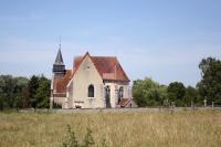 Idée de Sortie Coursan en Othe Eglise de l'Assomption à Courtaoult