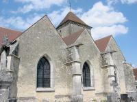 Idée de Sortie Rumilly lès Vaudes Eglise Saint-Pierre-es-Liens