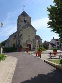 Idée de Sortie Neuville sur Seine Eglise Saint-Lambert