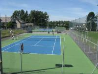 Idée de Sortie Graissac Courts de tennis de Ste Geneviève sur Argence