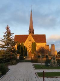 Idée de Sortie Villechétif Un jour, une église - Creney-près-Troyes