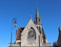 Idée de Sortie Crépy en Valois Églises ouvertes et accueillantes