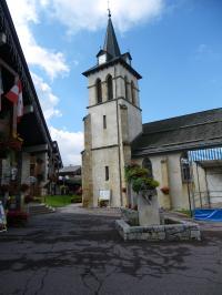 Idée de Sortie Crest Voland Eglise de Crest-Voland