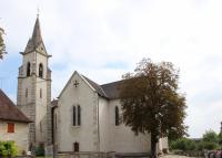 Idée de Sortie Briord Eglise de Mépieu