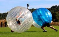 Idée de Sortie Saint Sauveur Bubble Bump -  Foot Fléchettes