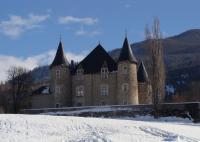 Idée de Sortie Baratier Château de Picomtal