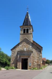 Idée de Sortie Saint Laurent sur Saône Eglise Saint Paul de Crottet