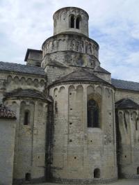 Idée de Sortie Saint Bauzile Abbatiale Sainte Marie