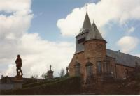 Idée de Sortie Romery Église fortifiée Saint-Michel (ouverte sur RDV)