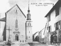 Idée de Sortie Allonzier la Caille Eglise de Cruseilles