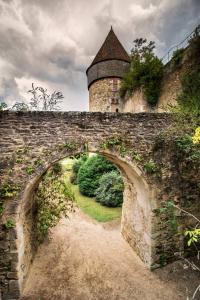 Idée de Sortie Saint Désiré Château Forteresse de Culan