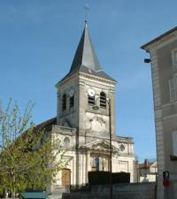 Idée de Sortie Fontette Eglise Saint-Maurice