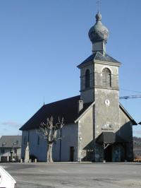 Idée de Sortie Allonzier la Caille Eglise de Cuvat