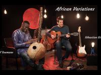 Evenement Moussoulens GUITARES À TRAVERS CHANTS - AFRICAN VARIATIONS