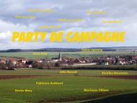 Evenement Lorraine PARTY DE CAMPAGNE, EXPOSITION DANS LES RUES DE DELME ET LE SAULNOIS