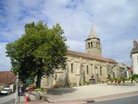 Idée de Sortie Sazeret Église Saint-Denis - Deux-Chaises