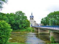 Idée de Sortie Radonvilliers Eglise Saint-Quentin de Dienville