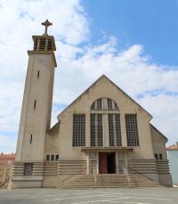 Idée de Sortie Chassenard Eglise Sainte-Bernadette