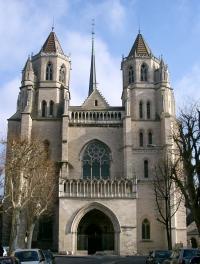 Idée de Sortie Dijon Cathédrale Saint-Bénigne