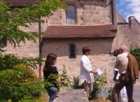 Idée de Sortie Trois Fonds Journées du patrimoine : visite accompagnée de l'église St Martial St Denis