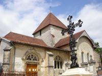 Idée de Sortie Coclois Eglise Saint-Amand de Donnement