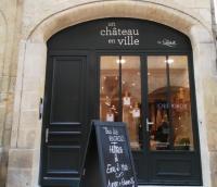 Magasin Bordeaux Un château en villeLestrille
