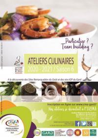 Magasin Nîmes Ateliers culinaires de La Cité du Gout et des Saveurs