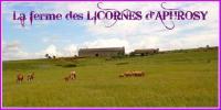 Idée de Sortie La Bastide Pradines La Ferme des Licornes d'Aphrosy (Informations 2018 non communiquées)