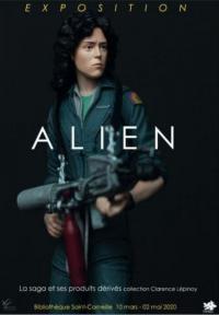 Evenement Retheuil Alien : la saga et ses produits dérivés