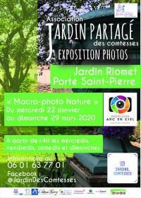Evenement Barzy sur Marne EXPO : Macro-Photo Nature