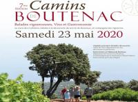 Evenement Tourouzelle CAMINS DE BOUTENAC 2020