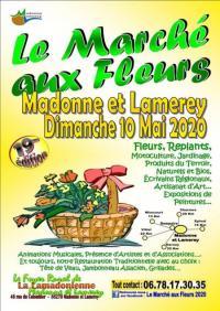 MARCHe-AUX-FLEURS Madonne et Lamerey