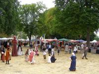 Evenement Graçay 22ème Fête Médiévale