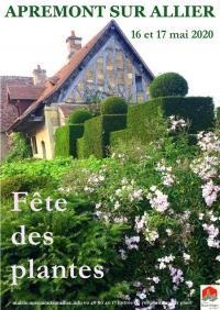 Evenement Aubigny 19ème Fête des Plantes